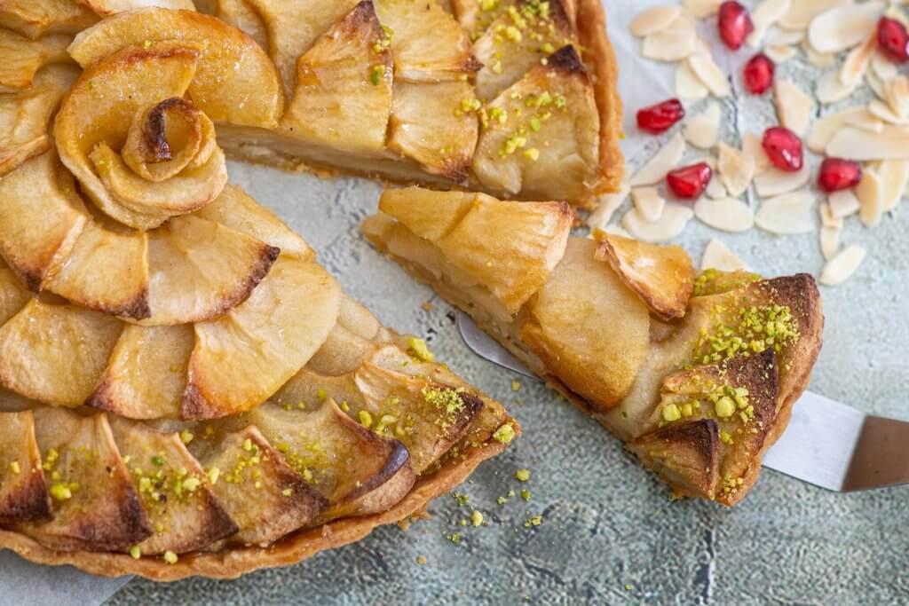 צילום מזון עוגות לחג