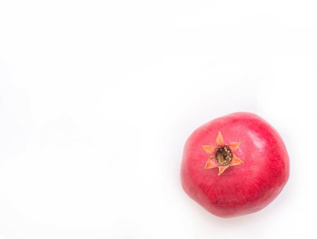 צילום מזון רימון